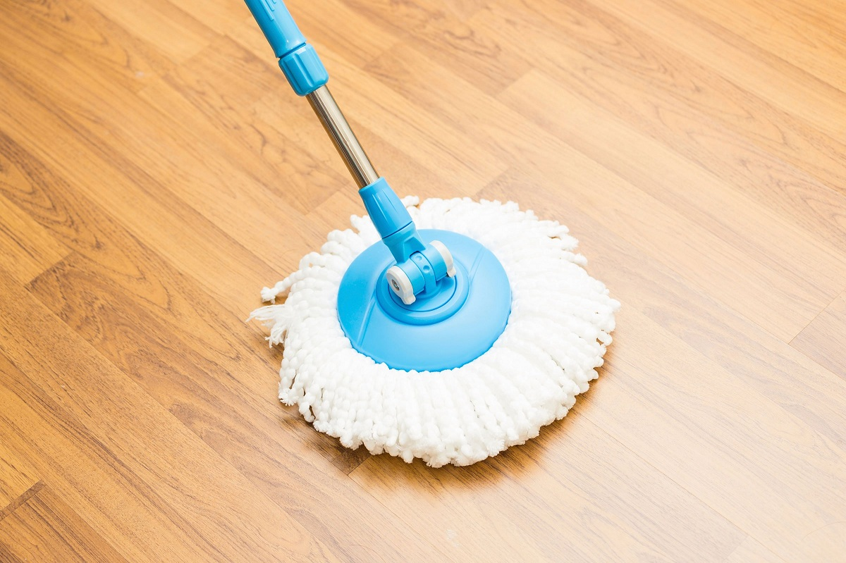 How Quickly To Wash the Floor in the Whole House?
