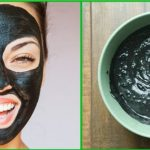 Face masks recipe with gelatin and charcoal