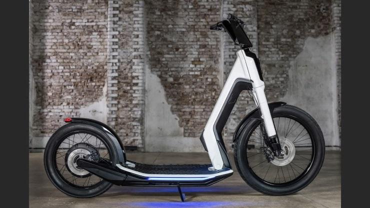 Volkswagen electric scooter