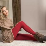 What To Wear With Colored Tights In 2019