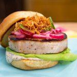 The Recipe Of Tuna Burger