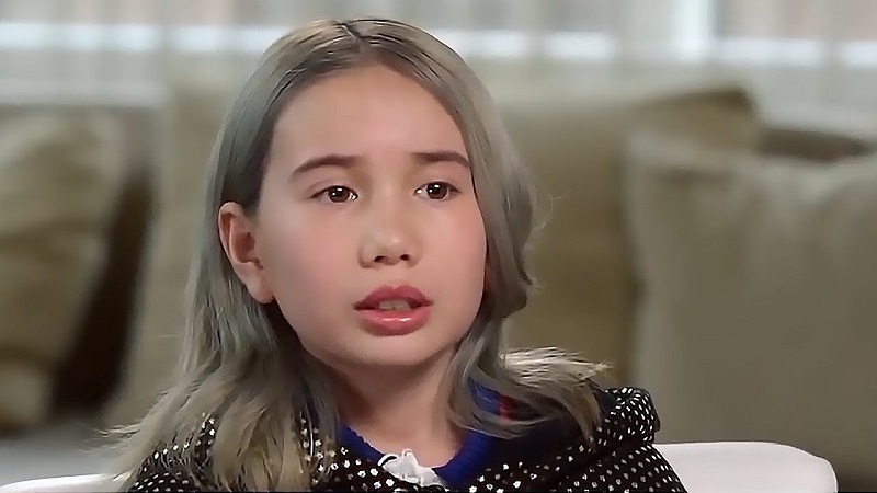 Lil Tay net worth,