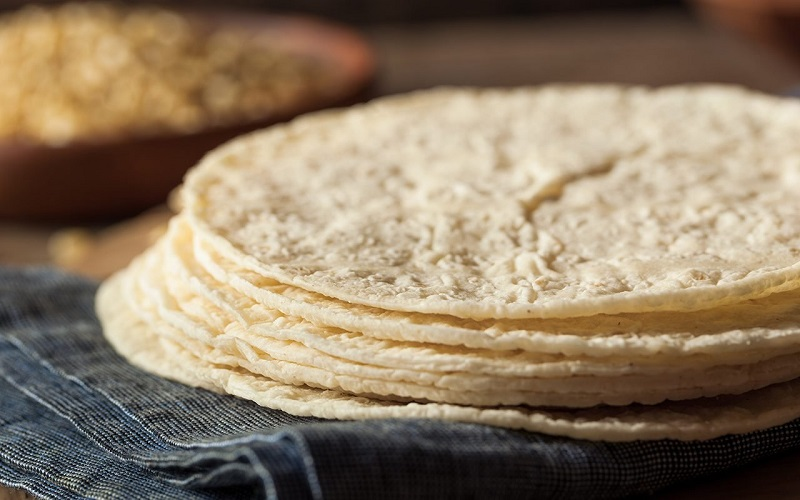 How to freeze tortillas