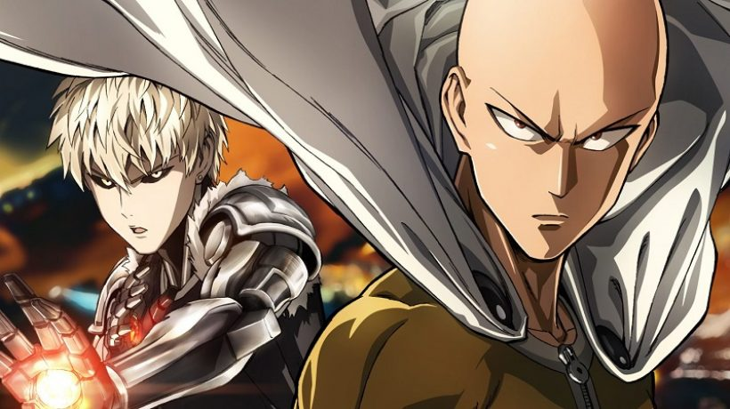 These are 8 anime like One Punch Man