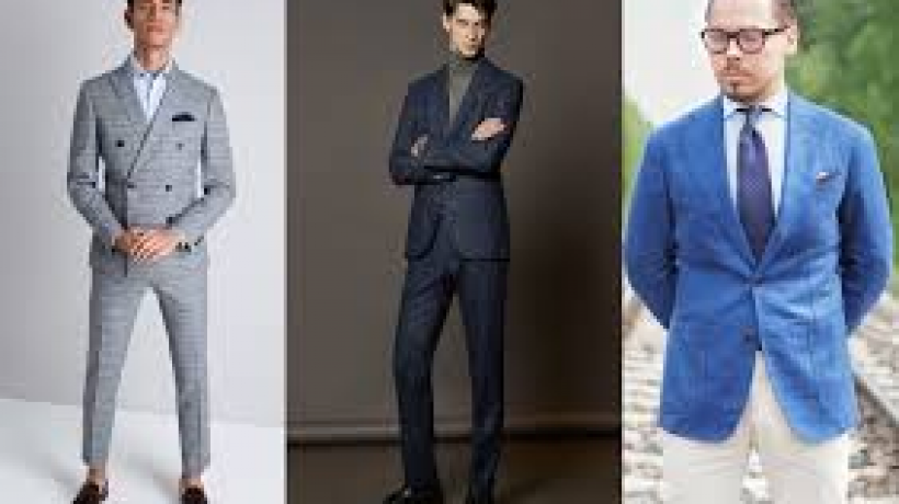 A Look at the Latest Designer Menswear