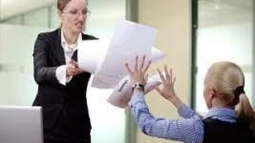 Are you Being Bullied at Work?