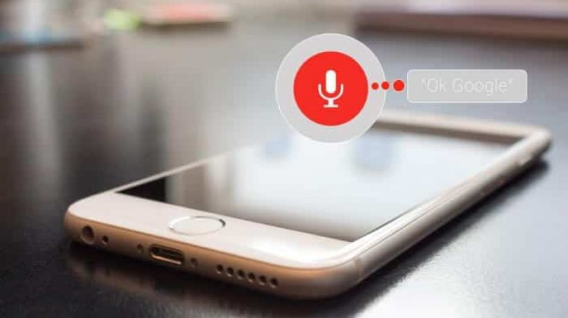 How to activate voice control on android?
