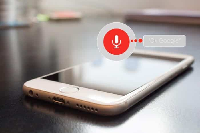 how to activate voice control on android