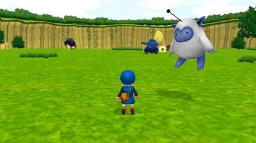 Dragon quest monsters terry no wonderland 3d english
